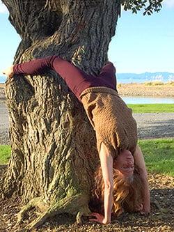 Dyana Wells, yoga mentoring