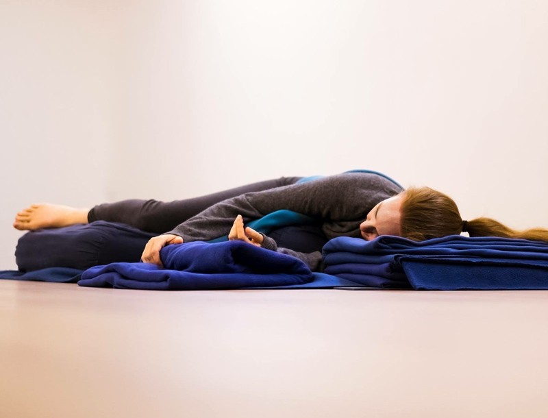 Restorative Yoga with Karla Brodie