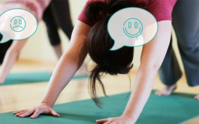 Why do some yoga classes make you feel good and others do not?