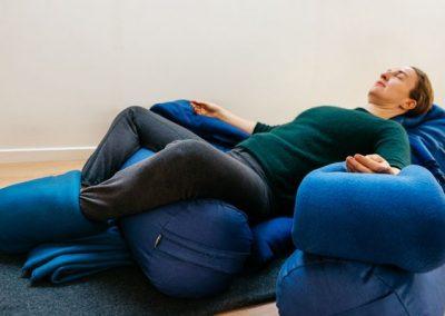 Restorative Yoga Teacher Training Auckland New Zealand
