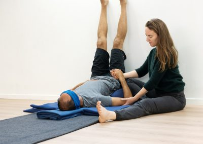 Karla Brodie, Neal Ghoshal, Restorative Yoga Teacher Training, Auckland, New Zealand
