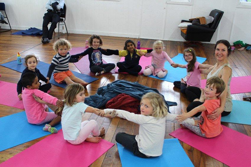 Yogi Kids Teacher Training with Michaela Sangl