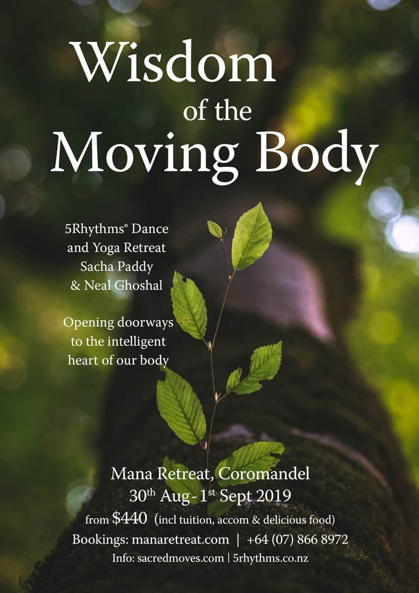 Dynamic Alignment, Moving Towards Healthy Posture, with Neal Ghoshal, Yoga Corner, Nov 2017