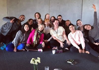 Contemporary Yoga Teacher Training 2019