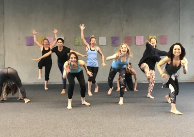 Yogi Kids and Children's Yoga Teacher Training, Auckland Group from 2019 3