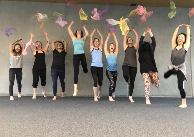 Yogi Kids and Children's Yoga Teacher Training, Auckland Group from 2019 4