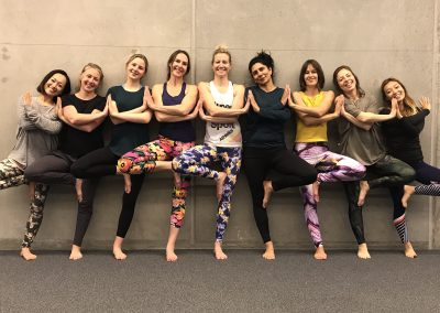 Yogi Kids and Children's Yoga Teacher Training, Auckland Group from 2019
