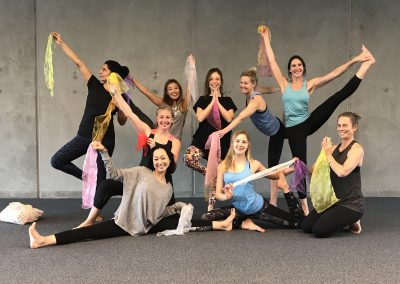 Yogi Kids and Children's Yoga Teacher Training, Auckland Group from 2019 7