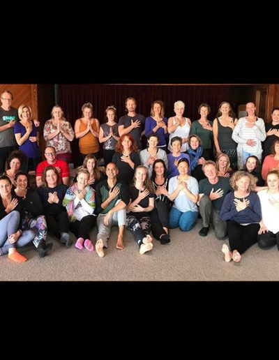 Contemporary Yoga Teacher Training, Retreat at Mana Retreat