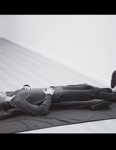 Karla Brodie Contemporary Yoga Teacher Training, Savasana