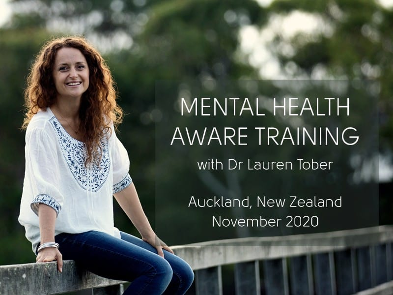 Mental Health Aware Yoga November 2020