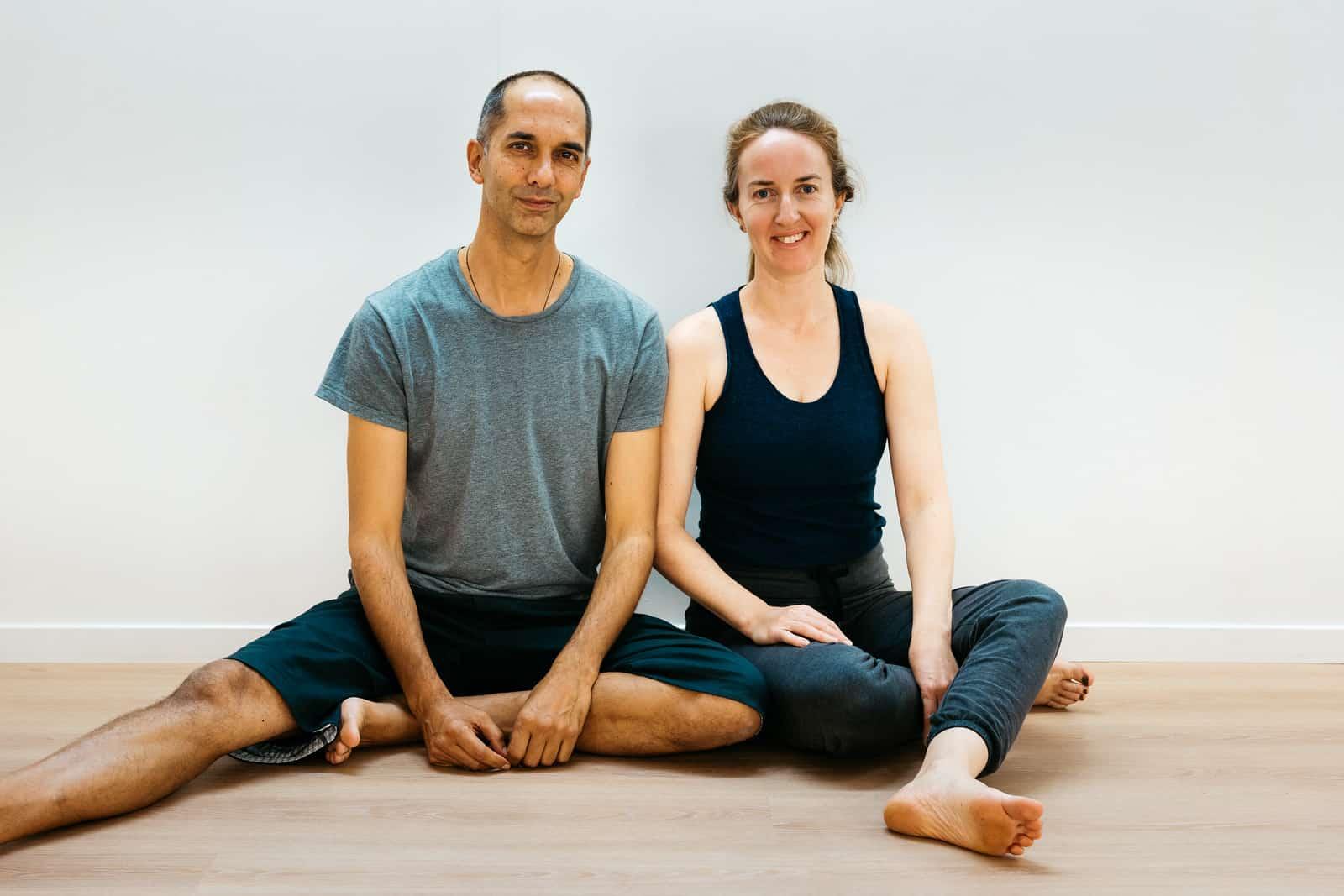 Neal Ghoshal and Karla Brodie, Contemporary Yoga, Restorative Yoga Training