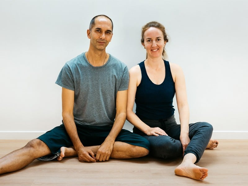 Reclined Bound Angle Pose with Karla Brodie