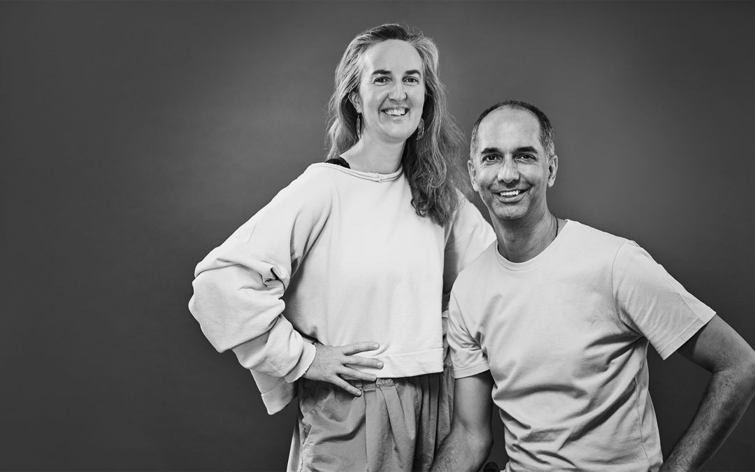 Teacher Interview: Karla Brodie and Neal Ghoshal talk about the powerful practice of Restorative Yoga