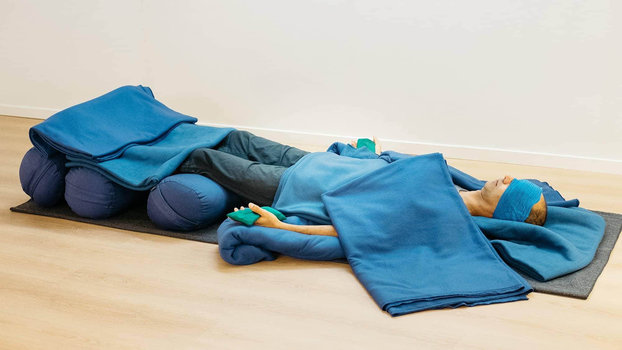 Contemporary Yoga Graduate, Madeleine Lifsey