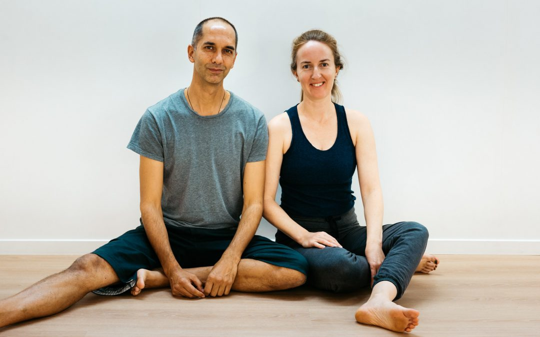 Teacher Interview: Karla Brodie and Neal Ghoshal on Restorative Yoga