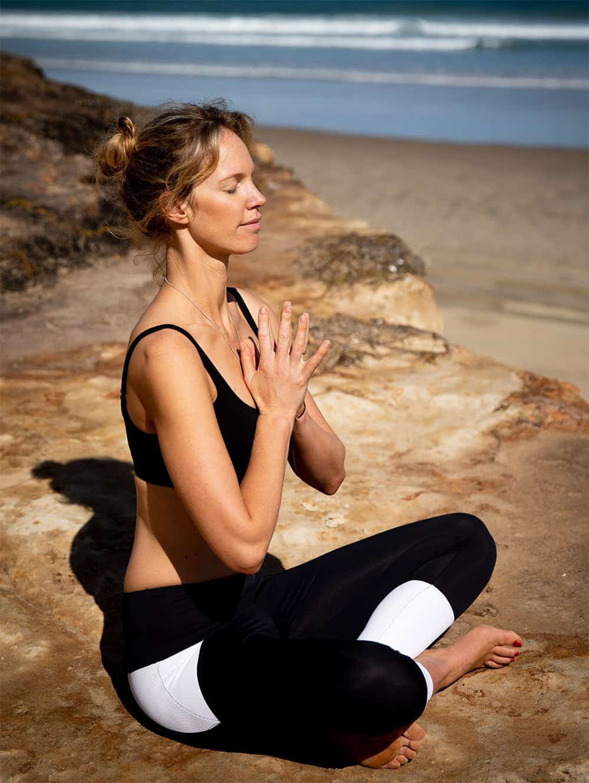 Emma Parsons, Yoga Teacher and graduate from Contemporary Yoga Teacher Training
