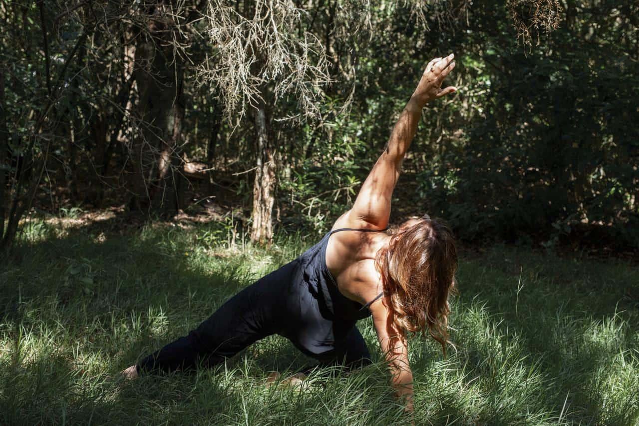 Steph Le Gros, Yoga Teacher